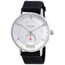 NOMOS Steel 41mm Automatic 1301 new