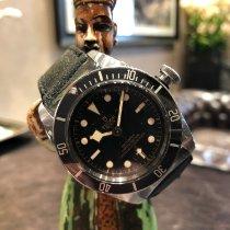 Tudor neu Automatik Leuchtzeiger Chronometer Verschraubte Krone Leuchtindizes 41mm Stahl Saphirglas
