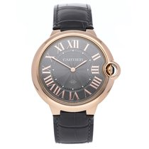 Cartier Rose gold 40mm Manual winding WGBB0020 pre-owned