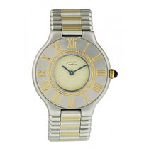 Cartier 21 Must de Cartier 1340 1991 pre-owned