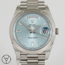 Rolex Day-Date 40 228206 2015 occasion
