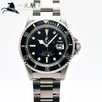 Rolex Submariner Date Сталь 40mm Чёрный