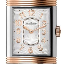 Jaeger-LeCoultre Grande Reverso Lady Ultra Thin 40mm Argent Arabes