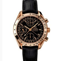 Omega Speedmaster Date Red gold 39mm Black United States of America, California, Los Angeles