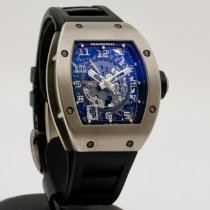 Richard Mille Titanium Automatic Transparent Arabic numerals 48mm pre-owned RM 010