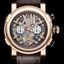 Romain Jerome Titanic-DNA Red gold 50mm Bronze No numerals United States of America, California, Van Nuys