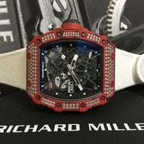 理查德•米勒 RM35-02 RED TPT Rafael Nadal factory diamond top