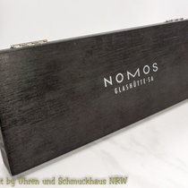 Nomos Uhrenbox Holz / wooden watch box