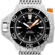 Omega Seamaster PloProf Steel 55mm Black