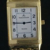 Jaeger-LeCoultre Reverso Classique Yellow gold 23mm Mother of pearl Arabic numerals