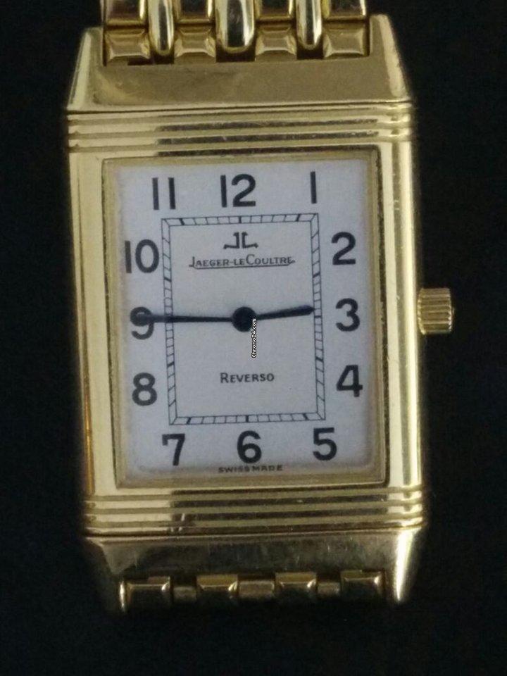 7e8111eb320f Jaeger-LeCoultre Reverso Classique Yellow gold - all prices for Jaeger-LeCoultre  Reverso Classique Yellow gold watches on Chrono24
