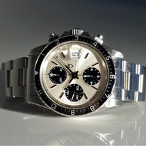 Tudor Oysterdate Big Block Panda 40mm with boxes Serviced 2014