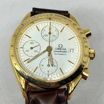 Omega Speedmaster 18k Gold Chronograph Automatic