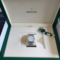 Rolex day date platinum