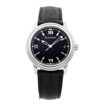 Blancpain Leman Aqua Lung Hundred Hours 2100-1130A-64B
