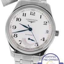 Longines Automatic Master Collection Power Reserve 40mm...