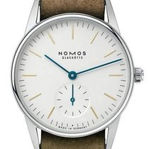 NOMOS 321 2019 Orion 33 32.8mm new