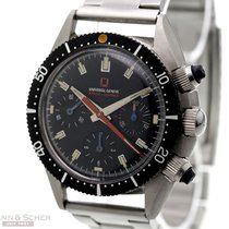 Universal Genève Compax 885104-02 1972 pre-owned