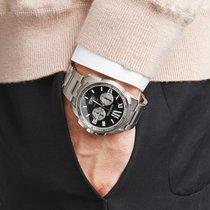 Cartier Calibre de Cartier Chronograph gebraucht 42mm Schwarz Stahl