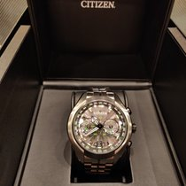 Citizen Titanium 49mm Quartz CC1054-56E new