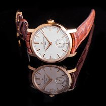 Vacheron Constantin Patrimony Rose gold 38mm Silver United States of America, California, San Mateo
