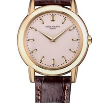 Patek Philippe Yellow gold 36mm Automatic 5032J pre-owned