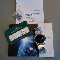 Rolex Datejust Oysterquartz gebraucht 36mm Stahl