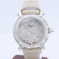 Chopard Happy Sport Staal 38mm Wit Nederland, Den Haag