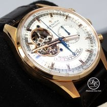 Zenith El Primero Chronomaster Rose gold 42mm Silver United States of America, Florida, Boca Raton