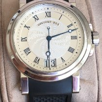 Breguet Steel 39mm Automatic 5817ST/12/5V8 pre-owned