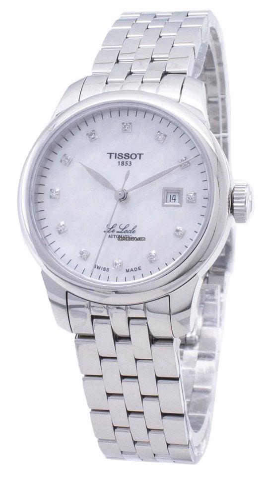 Women's 207 116 Watch Classic 11 T Automatic Locle Le T0062071111600 Tissot T006 00 T1lJcFK