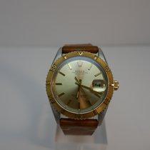 Rolex Datejust Turn-O-Graph Gold/Steel 36mm Champagne No numerals United States of America, Arizona, Scottsdale