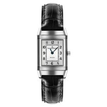Jaeger-LeCoultre Reverso Lady Steel 33.2mm Silver United States of America, Connecticut, Greenwich