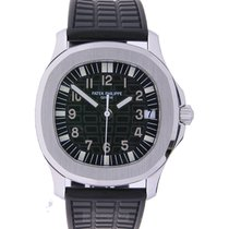 Patek Philippe 5066A-001 Steel 2000 Aquanaut 34mm pre-owned