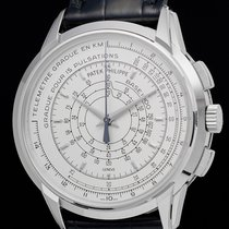 Patek Philippe Chronograph 5975G 2014 pre-owned