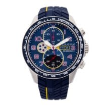 Graham Silverstone RS Acero 46mm Azul