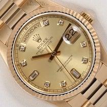 Rolex Day-Date 36 18038 używany