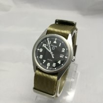 Pulsar Steel Quartz pre-owned
