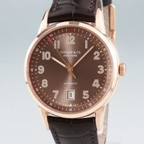 Tiffany Red gold 40mm Automatic 34683867 pre-owned
