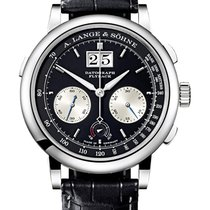 A. Lange & Söhne Platinum 41mm Manual winding 405.035 new