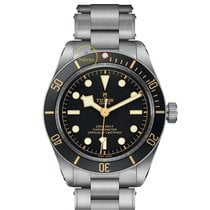 Tudor Black Bay Fifty-Eight Zeljezo 39mm Crn Bez brojeva