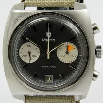 Nivada Chronograph Handaufzug 1966 gebraucht