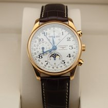 Longines Rose gold Automatic 40mm new Master Collection