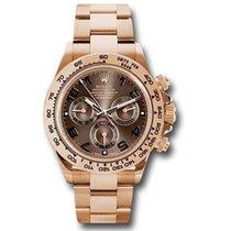 Rolex Oro rosado 40mm 116505 choc nuevo