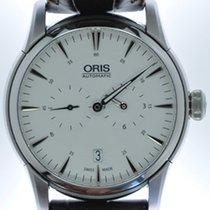 Oris Mans Automatic Wristwatch Artelier Regulateur