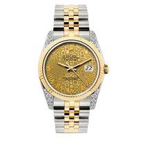 Rolex Datejust Acero y oro 36mm