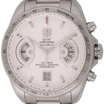 TAG Heuer : Grand Carrera Chronograph :  CAV511B.BA0902 : ...