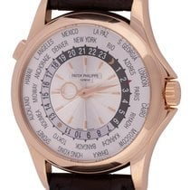 Patek Philippe : Worldtime 5130 :  5130R-018 :  18k rose gold