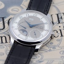 F.P.Journe Octa Platinum 40mm Grey Arabic numerals United States of America, Texas, Houston