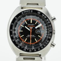 Seiko Steel 43mm Automatic 7017-6050 pre-owned United States of America, California, San Diego